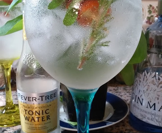 A Tasca do Gin - Gin Mare (Perfect Serve 5)