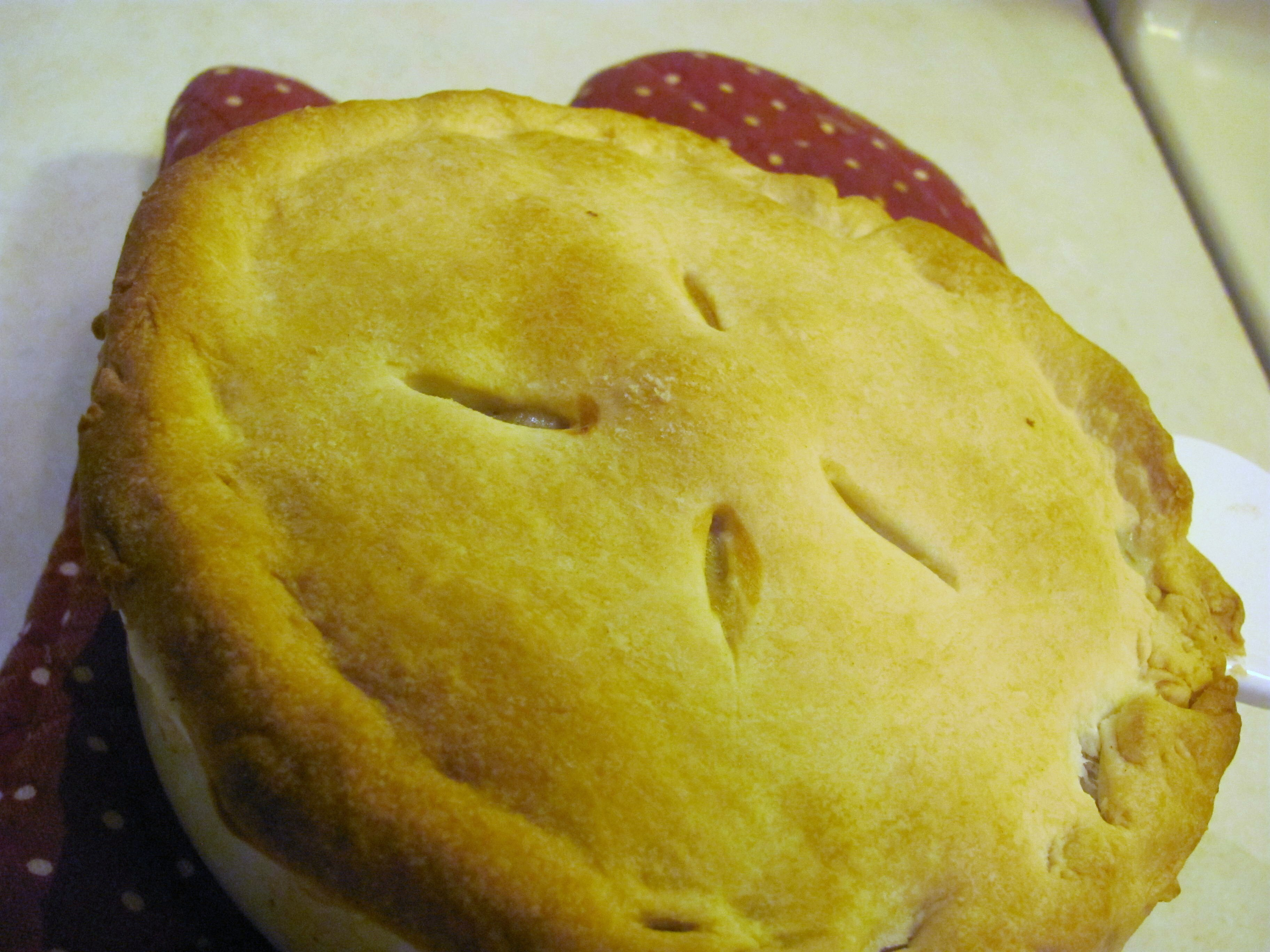 Fall Family Meals – Chicken Pot Pie