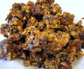 Granola a L'Orange et Chocolat