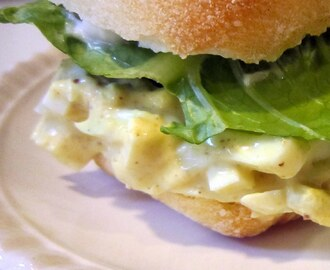 Don't Put All Your Eggs in One Basket! (The Best Egg Salad. Ever!)