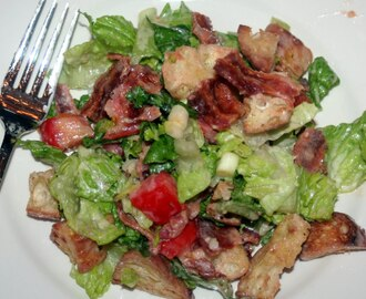 Bacon, Lettuce & Tomato Salad