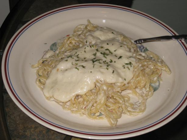 Alfredo Sauce With Crab Meat