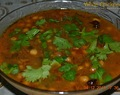 White Chickpeas Curry (Chanay ka salan)