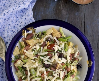 Taco Salad (Vegetarian Recipe)