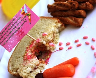 Fairy Dust Sandwiches