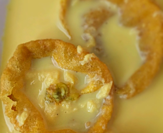 Chettinad Puri Payasam | Poori Payasam |A traditional dessert from Chettinad Cuisine | How to make Puri/Poori Payasam | Stepwise Pictures