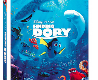 Finding Dory Available Today! Plus New Clips & Cool Images (With Secret Info)