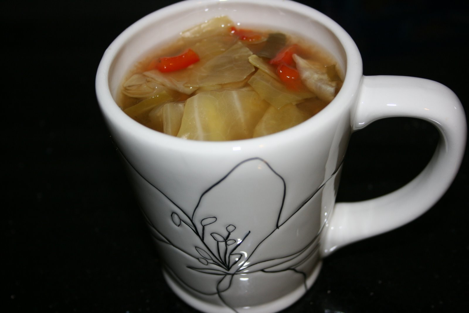 Cabbage Soup Diet CrockPot Recipe
