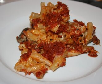 CrockPot Baked Ziti Recipe