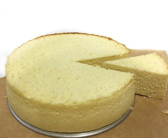 Cotton Soft Japanese Souffle Cheesecake
