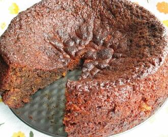 Nigella Lawson Pantry-Shelf Chocolate-Orange Cake