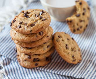 Chocolate chip cookies seconda versione
