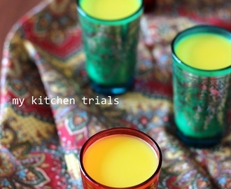 how to make haldi milk for cold