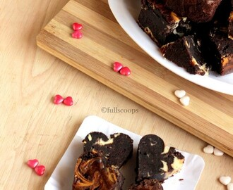 Cream Cheese Brownies | Cheesecake Brownies