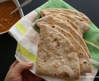 Wholemeal Chapatis