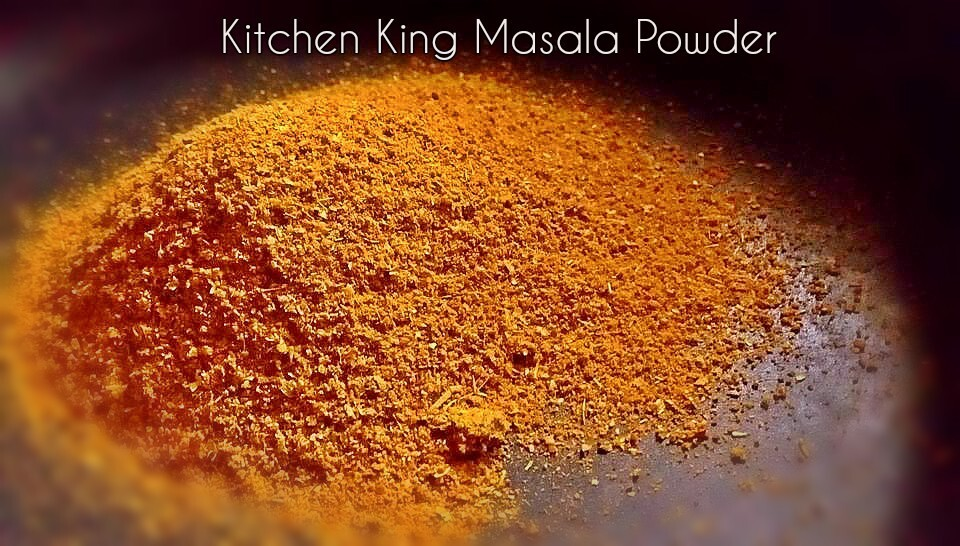 KITCHEN KING MASALA POWDER