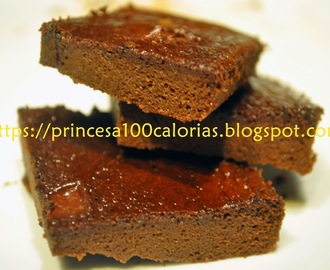 Brownie de Chocolate sem farinha