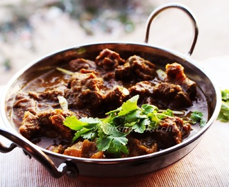 MUTTON RECIPE - MUTTON KARAHI / MUTTON KADAI