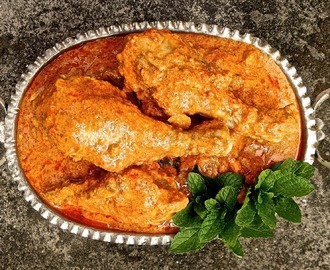 Delhi Style Chicken Curry