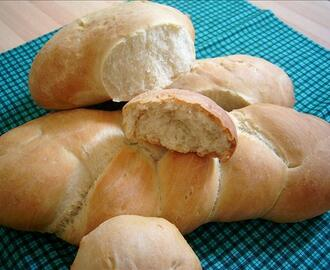 Pan De Horno (Real Spanish Bread)