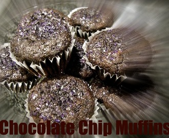 *Mini Chocolate Chip Muffins*