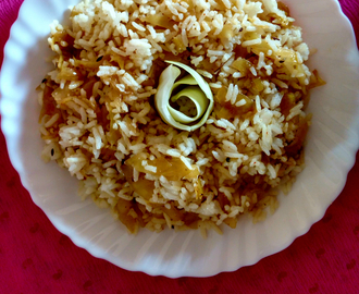 Cabbage Rice Recipe | How to Make Cabbage Rice