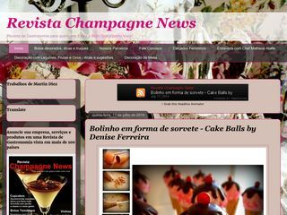 Revista Champagne News