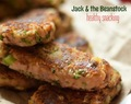 Jack and the bean stock healthy snack recipe