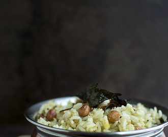 Coconut & Tamarind Rice