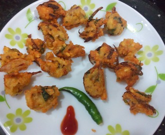 Oats pakoda recipe| Oats Onion pakora