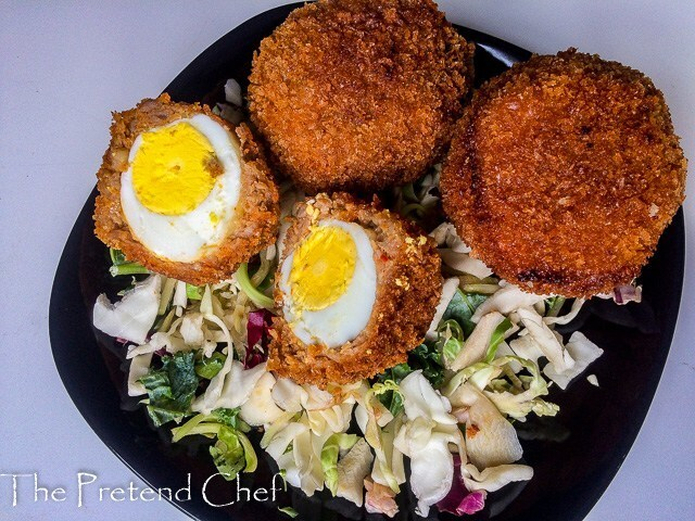 Easy Scotch Egg Recipe