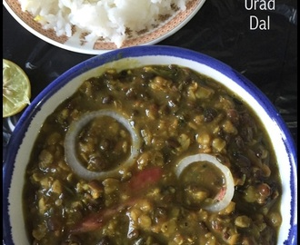 Sabut Urad Dal | Whole black gram gravy | Side dish for Roti & Phulkas