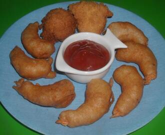 Morrison's Cafeteria Fried Shrimp
