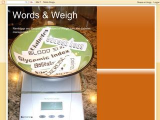 Words & Weigh