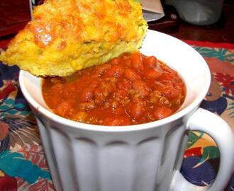 Hot Mexican Cornbread