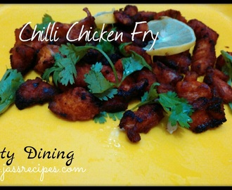 Chilli Chicken Fry