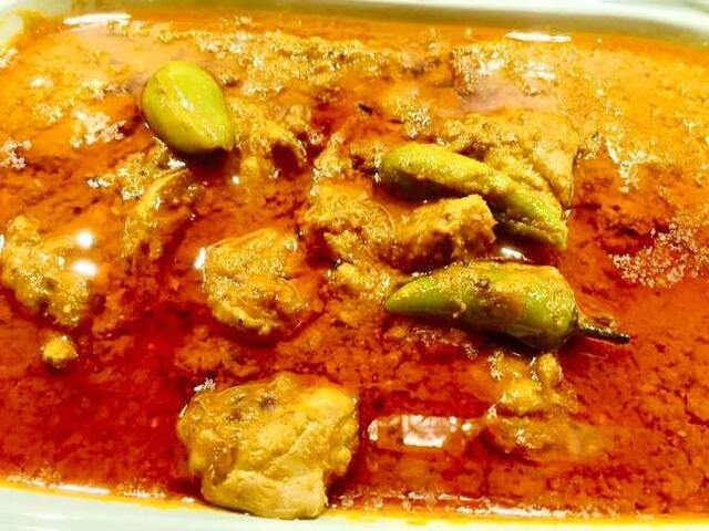 Chicken Korma Recipe by Chef Shireen Anwar