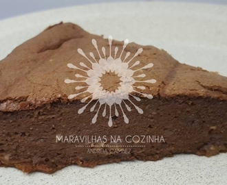 Brownie Batata Doce