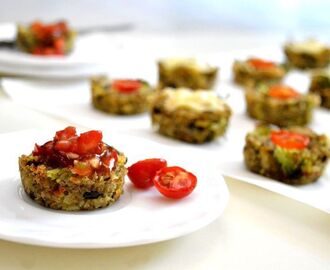 Quinoa Appetizers – Recipe