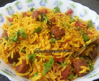 ROYAL VEGETABLE GATTA PULAO
