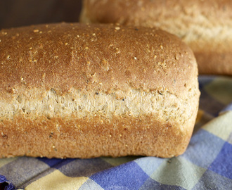 Grain & Oatmeal Sandwich Bread
