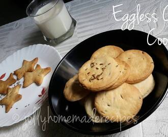 Eggless Cumin Cookies Recipe, How to make Jeera Biscuit Recipe