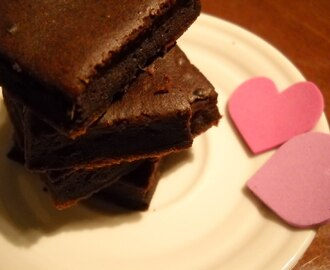 Brownies (Chickpea Flour)