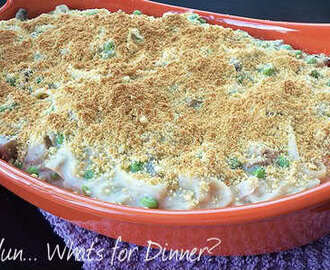 Pioneer Woman's Chicken Tetrazzini