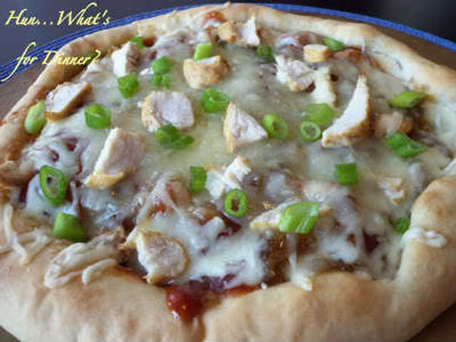 Grilled BBQ Chicken Pizza and a Let's Celebrate Summer Giveaway