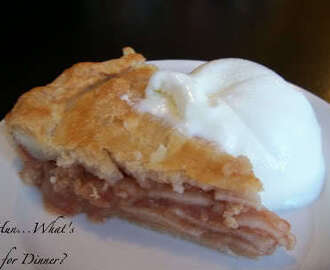 Down Home Apple Pie