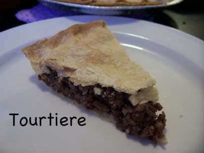 Tourtiere- Meat Pie