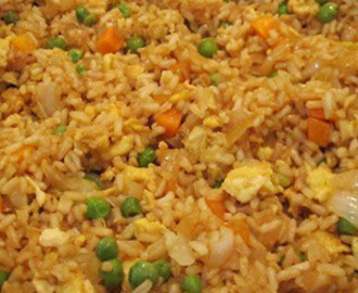 Easy Copy Cat Chinese Fried Rice
