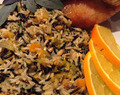 Orange and Apricot Wild Rice Stuffing