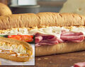 New Reuben Sandwiches at Subway
